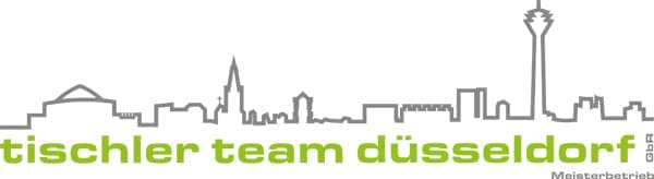 tischler team düsseldorf - tobias hück & dennis prause GbR - Logo